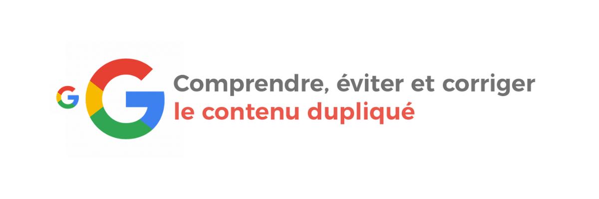 Canonique, ou comment ne pas dupliquer le contenu du site ?